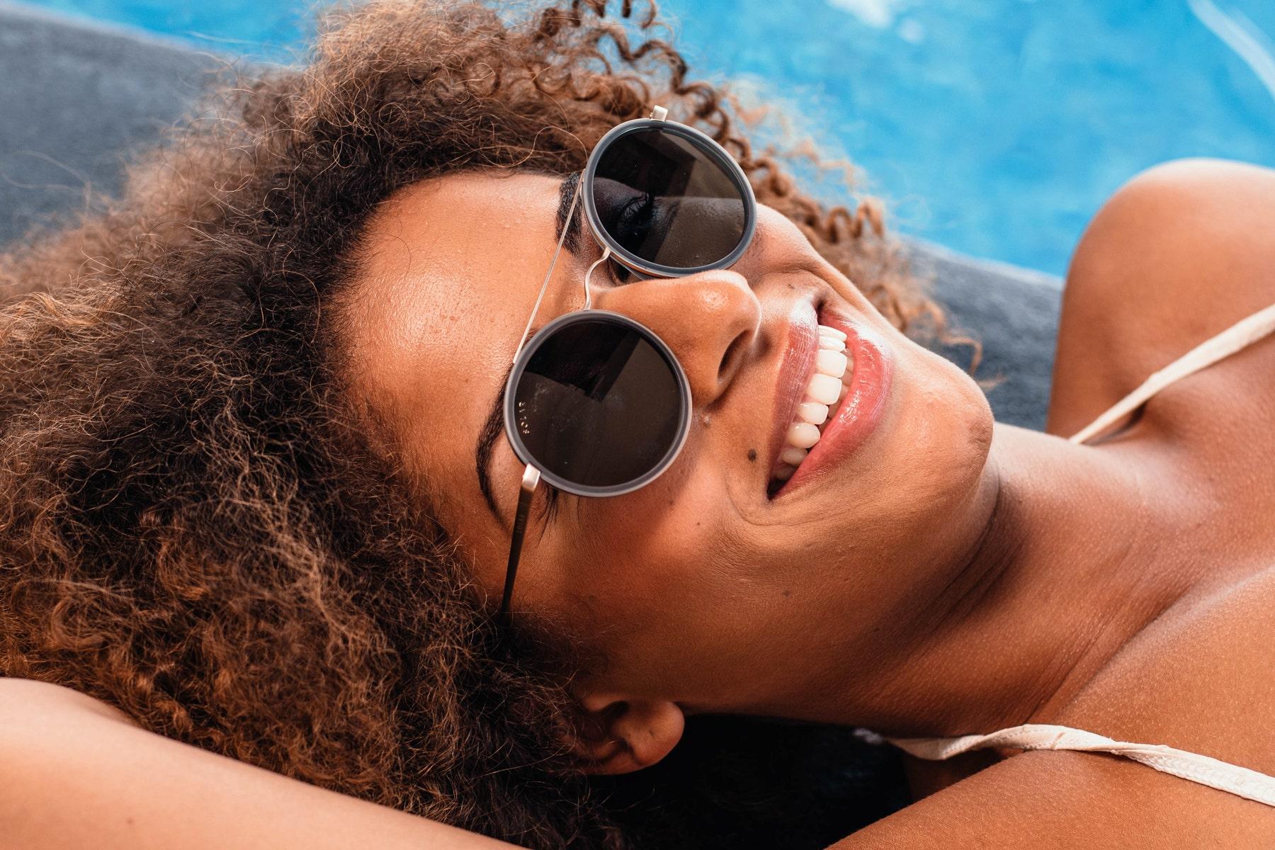 Polarised sunglasse Selah for woman