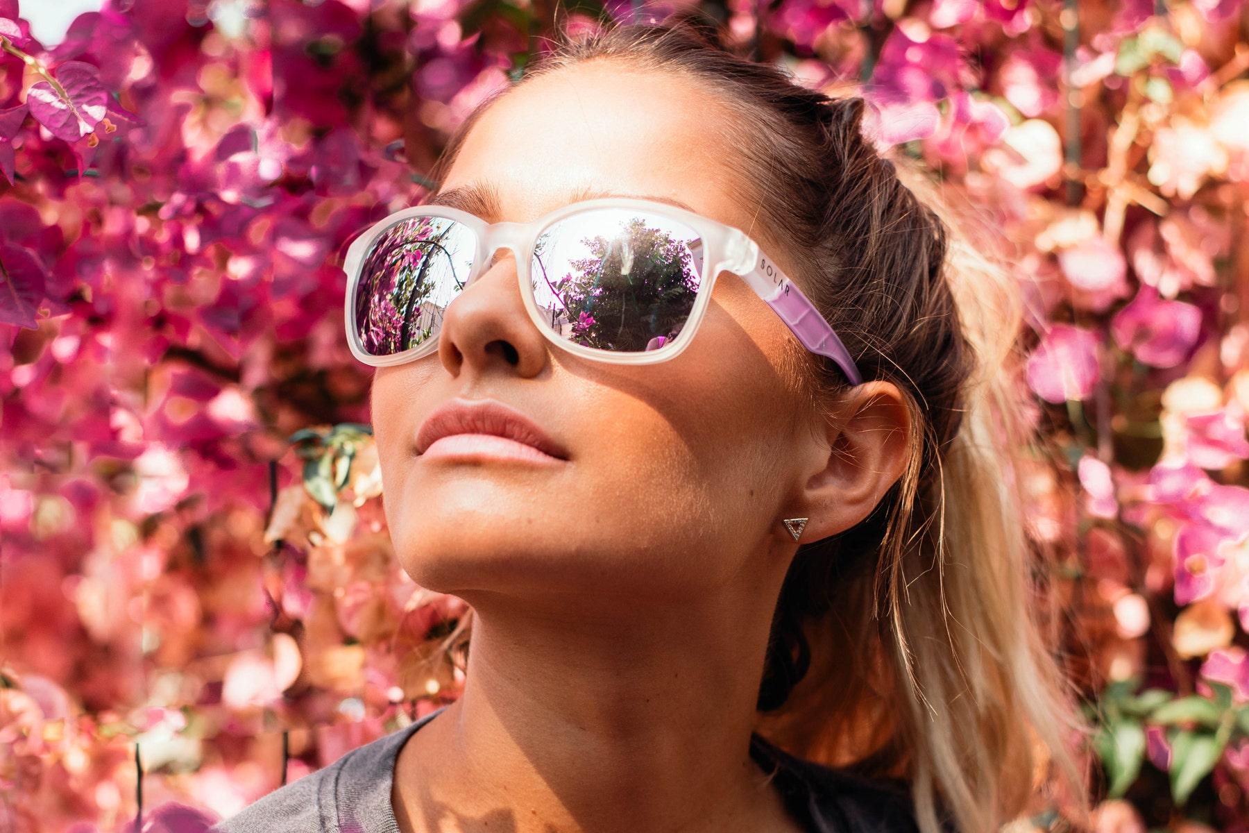 Polarised Sunglasses Soledad for women